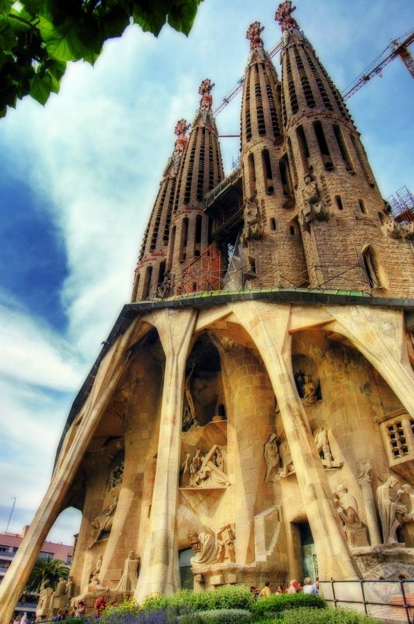 Az úti cél: Spanyolország