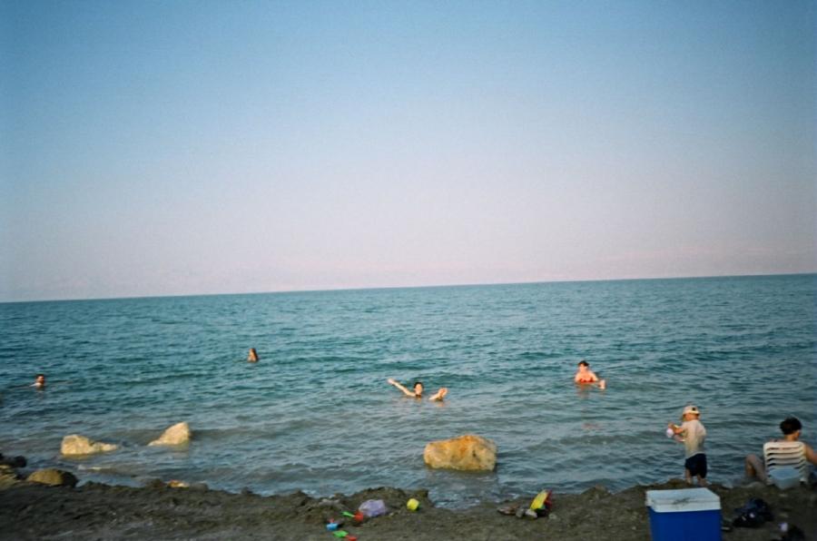 Holt-tengeri kozmetikumok
