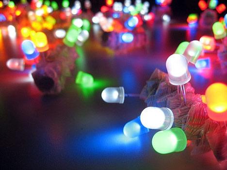 A led világítás előnyei