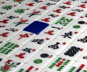 A Mahjong kínai játék lényege és játékszabálya