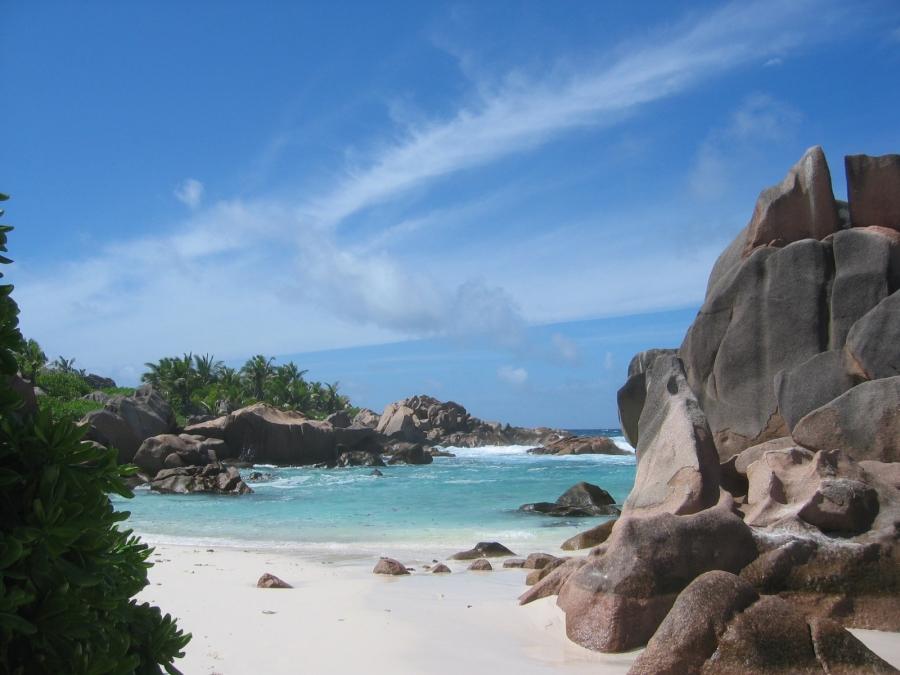 Seychelle-szigetek : utazás télből a nyárba